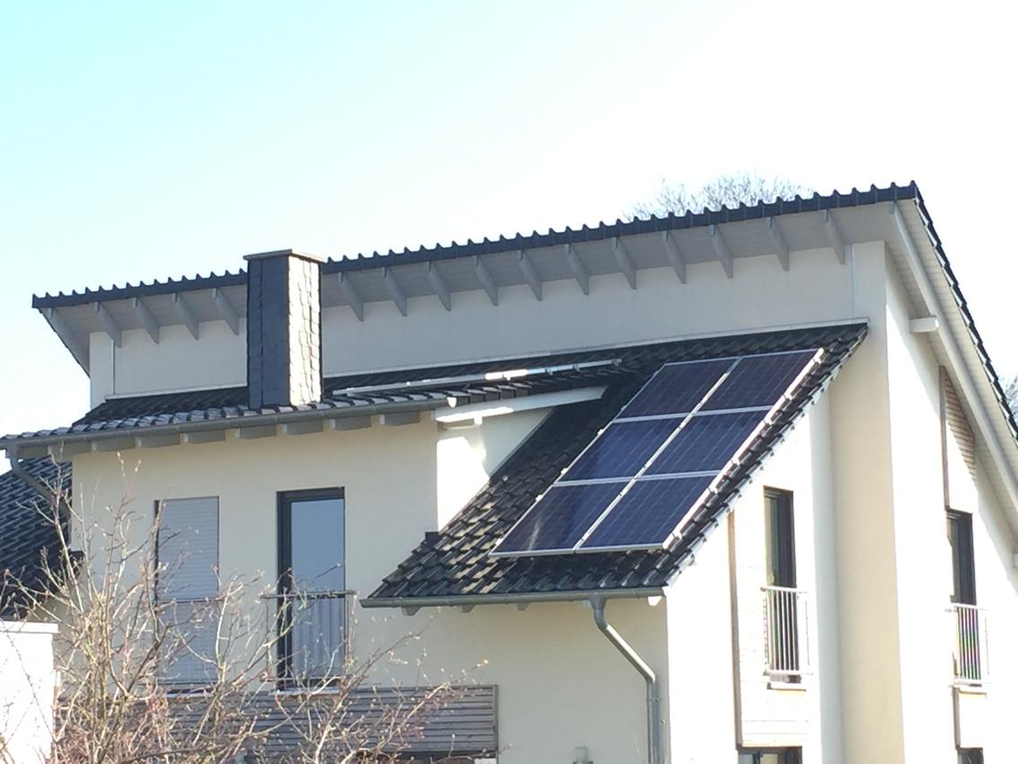 GSM solar Photovoltaik Solarstrom